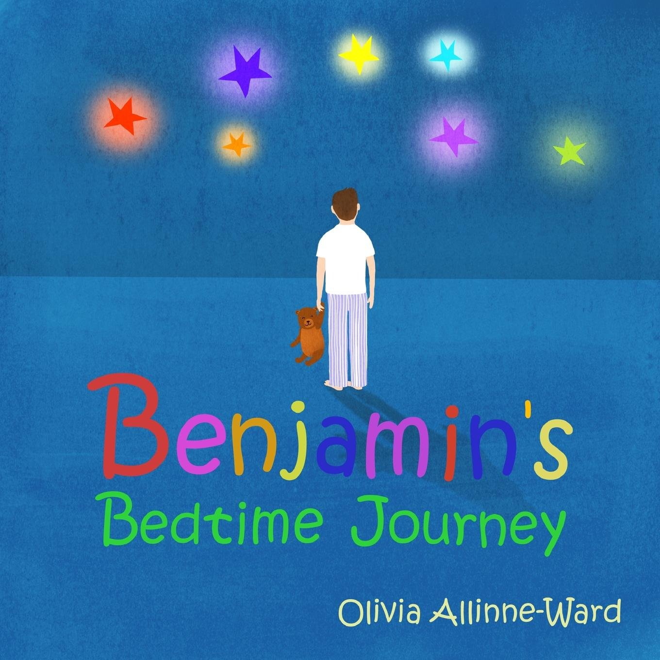Benjamin's Bedtime Journey: A story to help your child fall asleep quickly and gently ebook