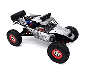 Zerospace Keliwow 1/12 Scale Eagle-3 RC Truck, 2.4Ghz 4WD Off Road RC Car 22MPH RTR