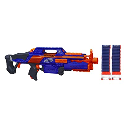 Nerf N-Strike Elite Rapidstrike CS-18 Blaster Special Value Pack: Toys & Games