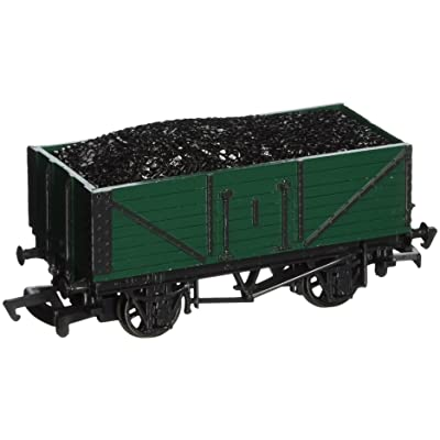 Bachmann Trains - THOMAS & FRIENDS COAL WAGON with LOAD - HO Scale: Toys & Games