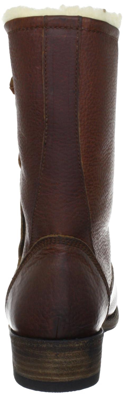schwarzstone MARY Stiefel BLACK Damen Biker Stiefel MARY Braun (Old Yellow) 5aff3b