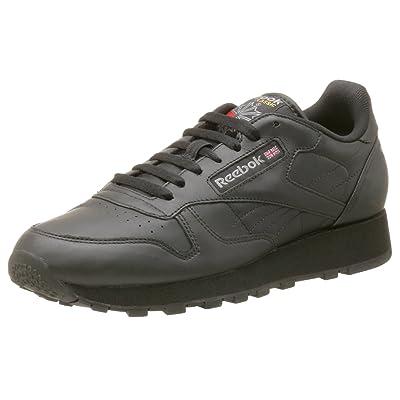 Reebok Men's Classic Leather Sneaker Reviews