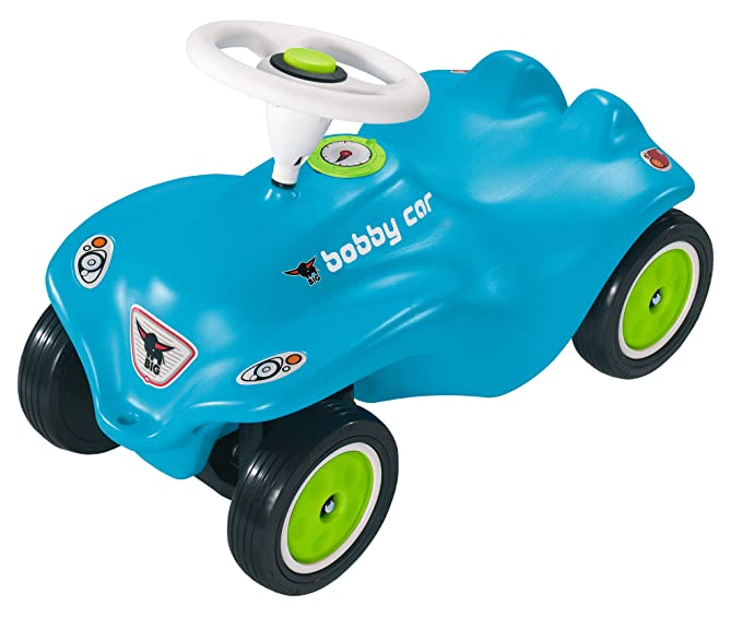 Big New Bobby Car, Blue Toy Cars & Trucks at amazon