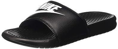 81b2285eb38a0 Nike Men s Benassi Just Do It Athletic Sandal  Amazon.com.au  Fashion