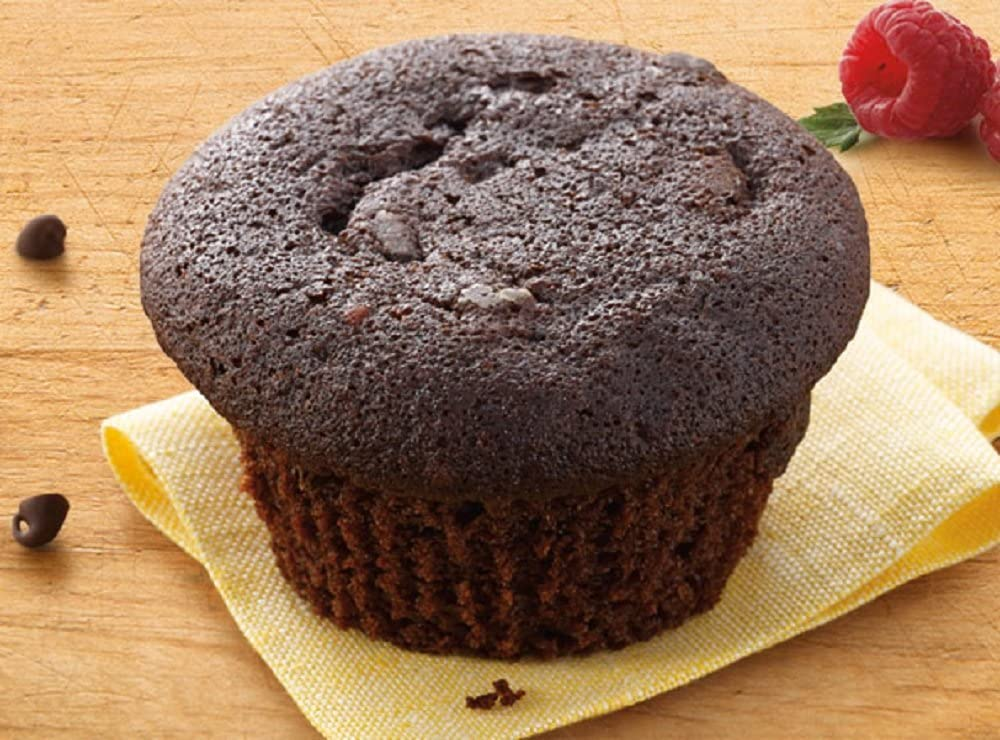 Nutrisystem Breakfast - Double Chocolate Muffin (7 Count) High Fiber