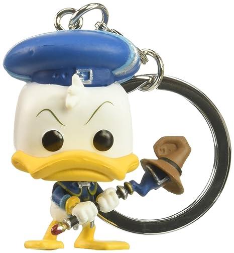 Kingdom Hearts Kingdom Hearts-13135 Llavero Donald, Multicolor (Funko 13135)