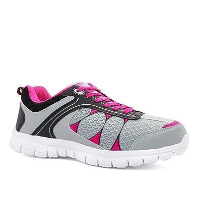Damen Sneaker Low-Tops London Footwear 3zPWcnaM