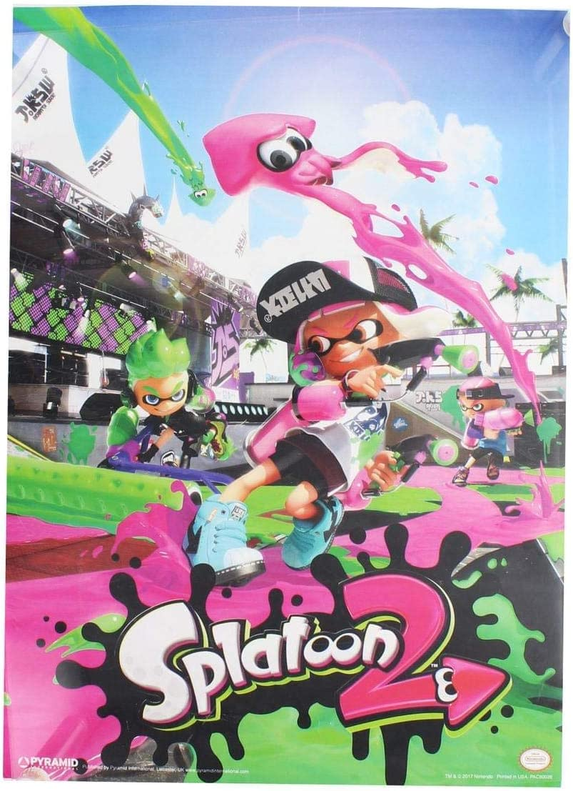 Nintendo Splatoon 2 10