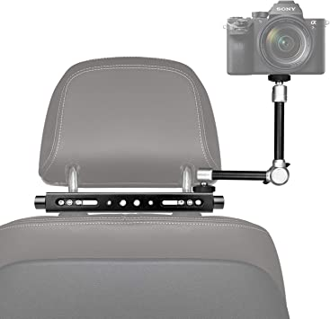 Amazon | Fantaseal 3in1 高耐久 カーヘッドレスト デジタル一眼レフ ...