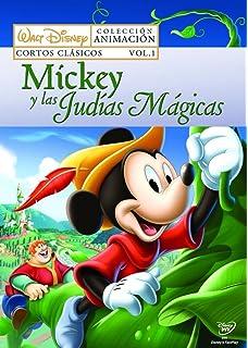 Cortos clásicos Disney: Mickey y las judías mágicas. Vol.1