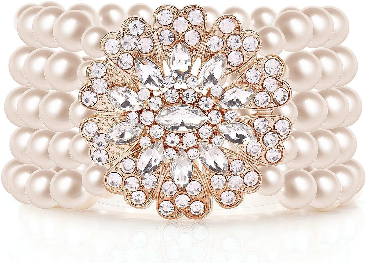 Zking Art Deco Bracelet...