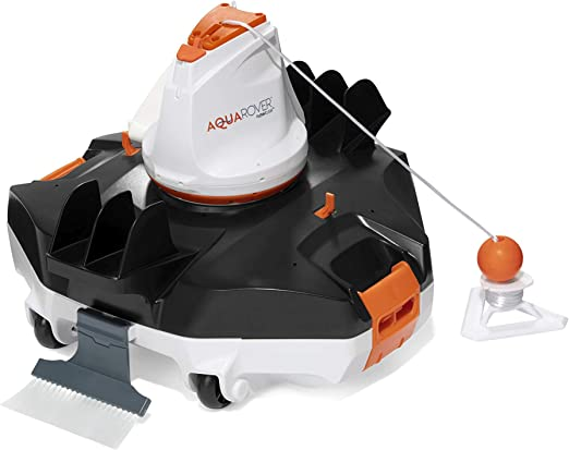 Bestway 11045 robot aspirador independiente de piscina RC26, Gris: Amazon.es: Jardín