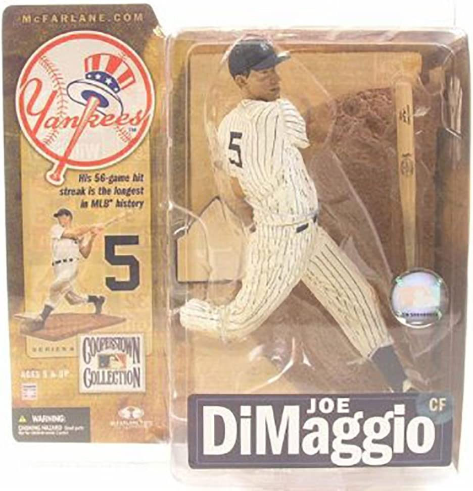MLB MCFARLANE NEW YORK YANKEES COLLECTOR/'S EDITION BOX MICKEY MANTLE
