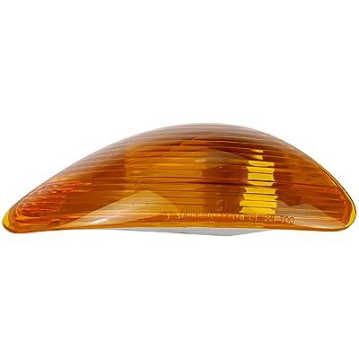 Dorman 888-5122 Front Passenger Side Turn Signal/Side Marker Light Assembly for Select International Models: Automotive