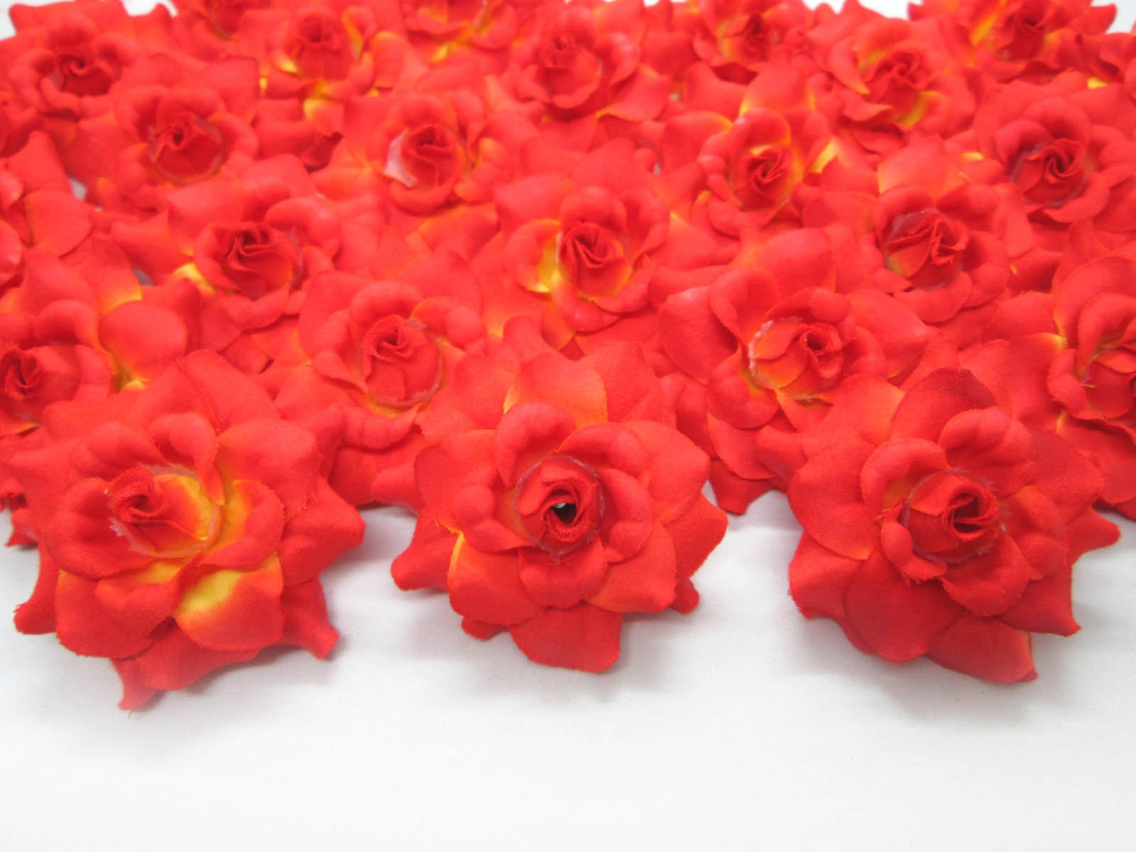 100-Silk-Orange-Roses-Flower-Head-175-Artificial-Flowers-Heads-Fabric-Floral-Supplies-Wholesale-Lot-for-Wedding-Flowers-Accessories-Make-Bridal-Hair-Clips-Headbands-Dress