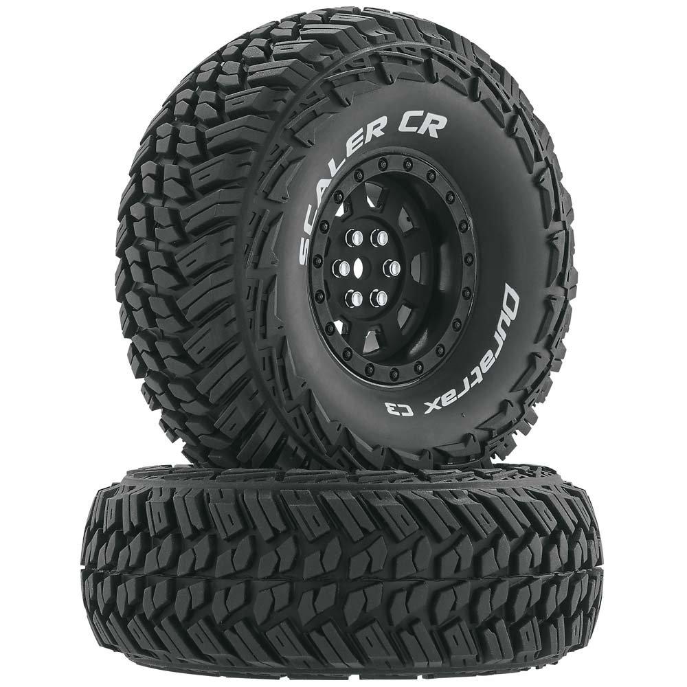 DuraTrax, Reifen, RC   Rock Crawler, mit Schaumstoffeinlage, C3, superweiche Zusammensetzung B01M1686TK Reifen Spezielle Funktion | Berühmter Laden
