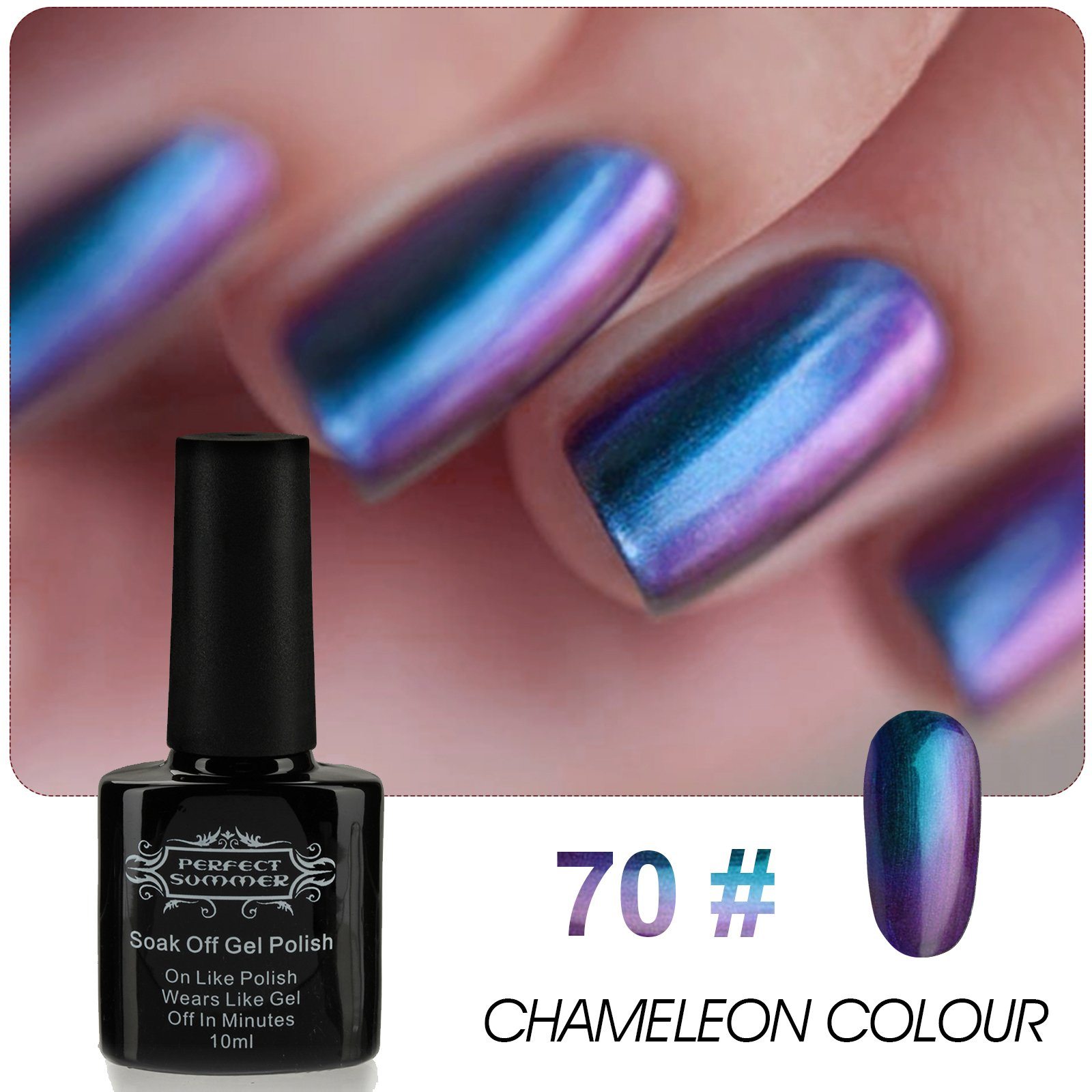 Gel - lacquers chameleons: everything you need to know about them