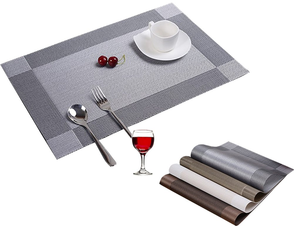 Table Pad: Heat & Liquid Proof – Wipes Clean – Can Be Cut to Any Size (52″ x 70″)