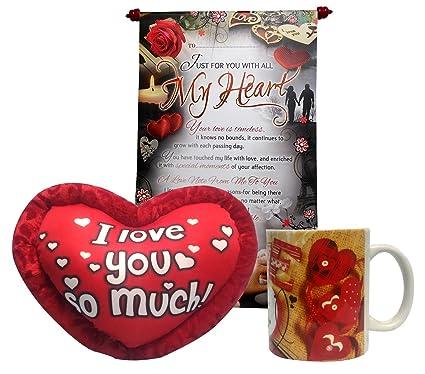 Natali Best Valentine Day Love Gift For Her Wife Women Girlfriend