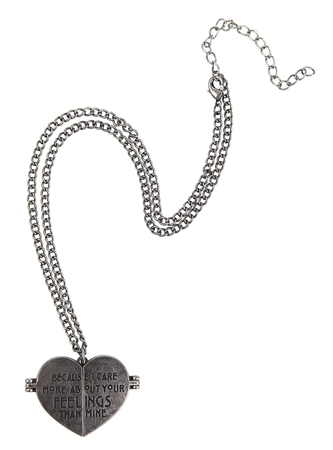 Amazon american horror story tate heart locket necklace jewelry aloadofball Gallery