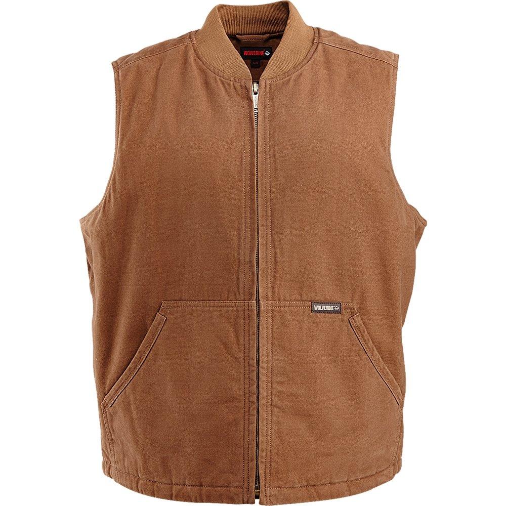 Wolverine Men's Finley Cotton Duck Insulated Vest W1136500