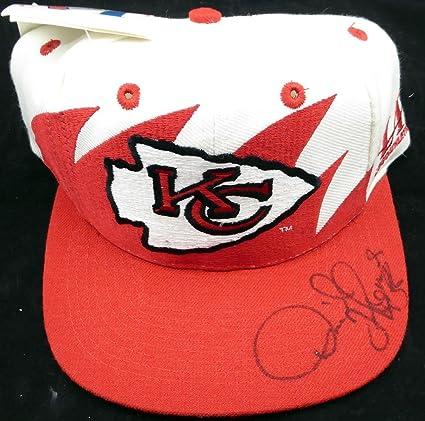 Image Unavailable. Image not available for. Color  Derrick Thomas  Autographed Kansas City Chiefs Hat ... 2d89d6e10