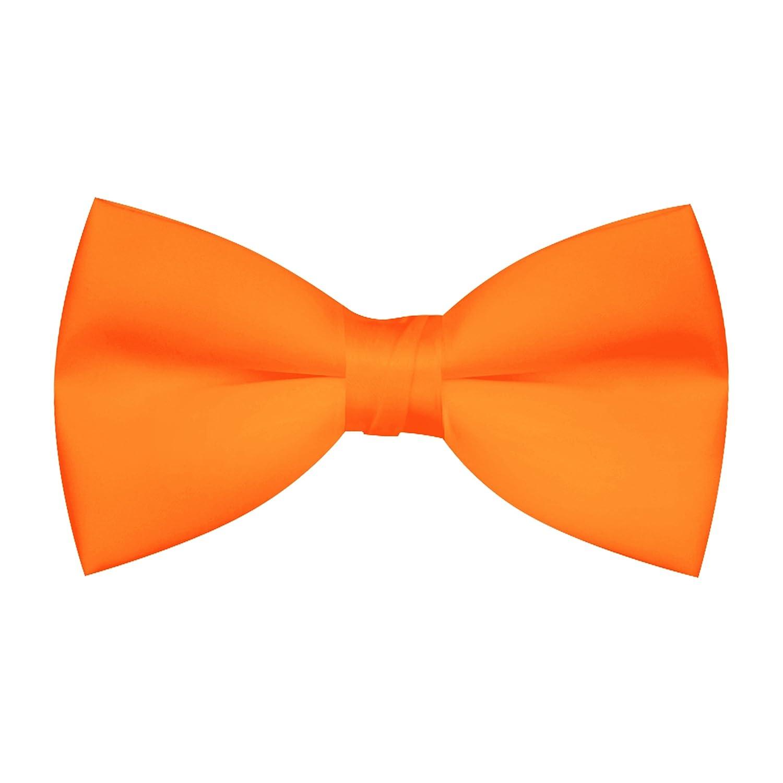 Pajarita OM3 para hombre naranja naranja ne/ón Talla /única