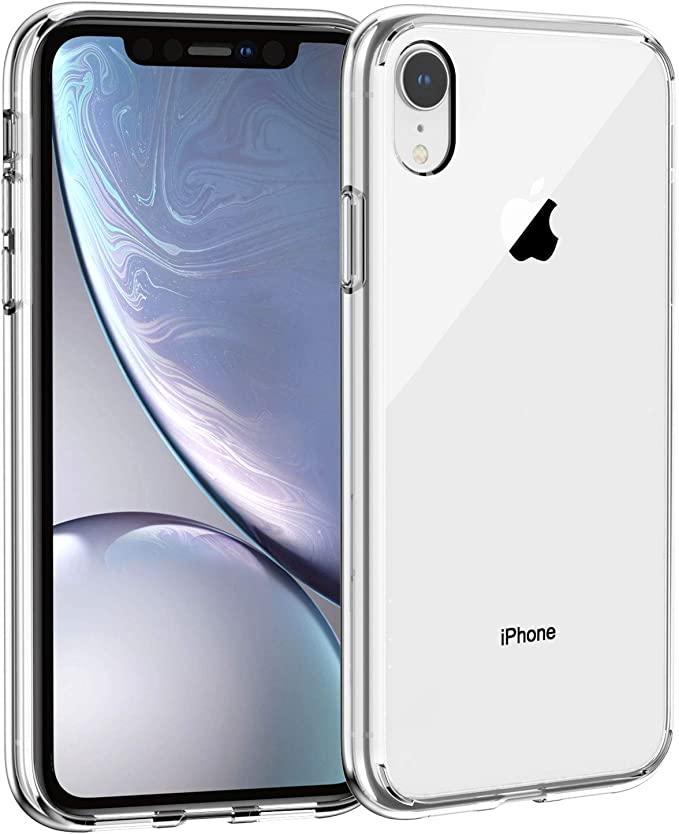 Syncwire Funda iPhone XR Transparente - UltraRock Funda Protectora para iPhone XR con Protección Avanzada Ante Caídas y Tecnología de Cámara de Aire Protectora para Apple iPhone XR (2018): Amazon.es: Electrónica