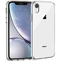 Syncwire Coque iPhone XR Transparente - UltraRock Seriés Housse Rigide iPhone XR avec Protection Anti-Chute et Technologie Avancée de Coussin d'air pour iPhone XR (2018) - Ultra Transparent