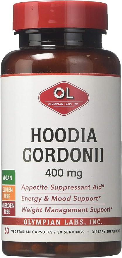 Amazon Com Hoodia Gordonii 400mg 60 Capsules Health Personal Care