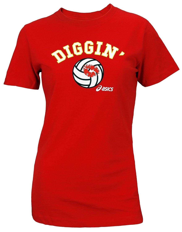 ASICS Women's Diggin' Volleyball Tee