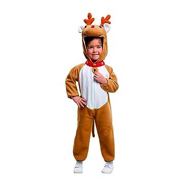 My Other Me Me-203469 Disfraz de reno, 7-9 años (Viving Costumes ...
