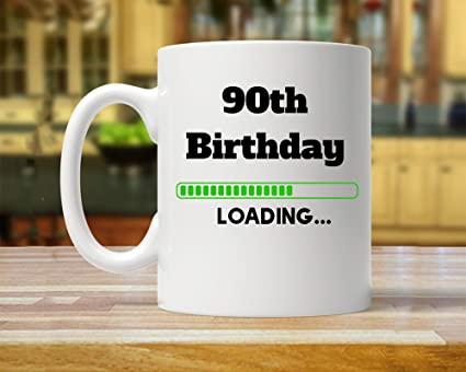 90Th Birthday Party 90 Gift Loading