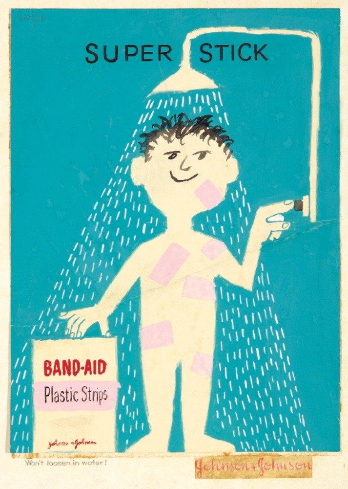 Band - Aidビンテージポスター(アーティスト: Savignac、Raymond ) C。1956 16 x 24 Giclee Print LANT-65635-16x24 B017ZFEP6W  16 x 24 Giclee Print