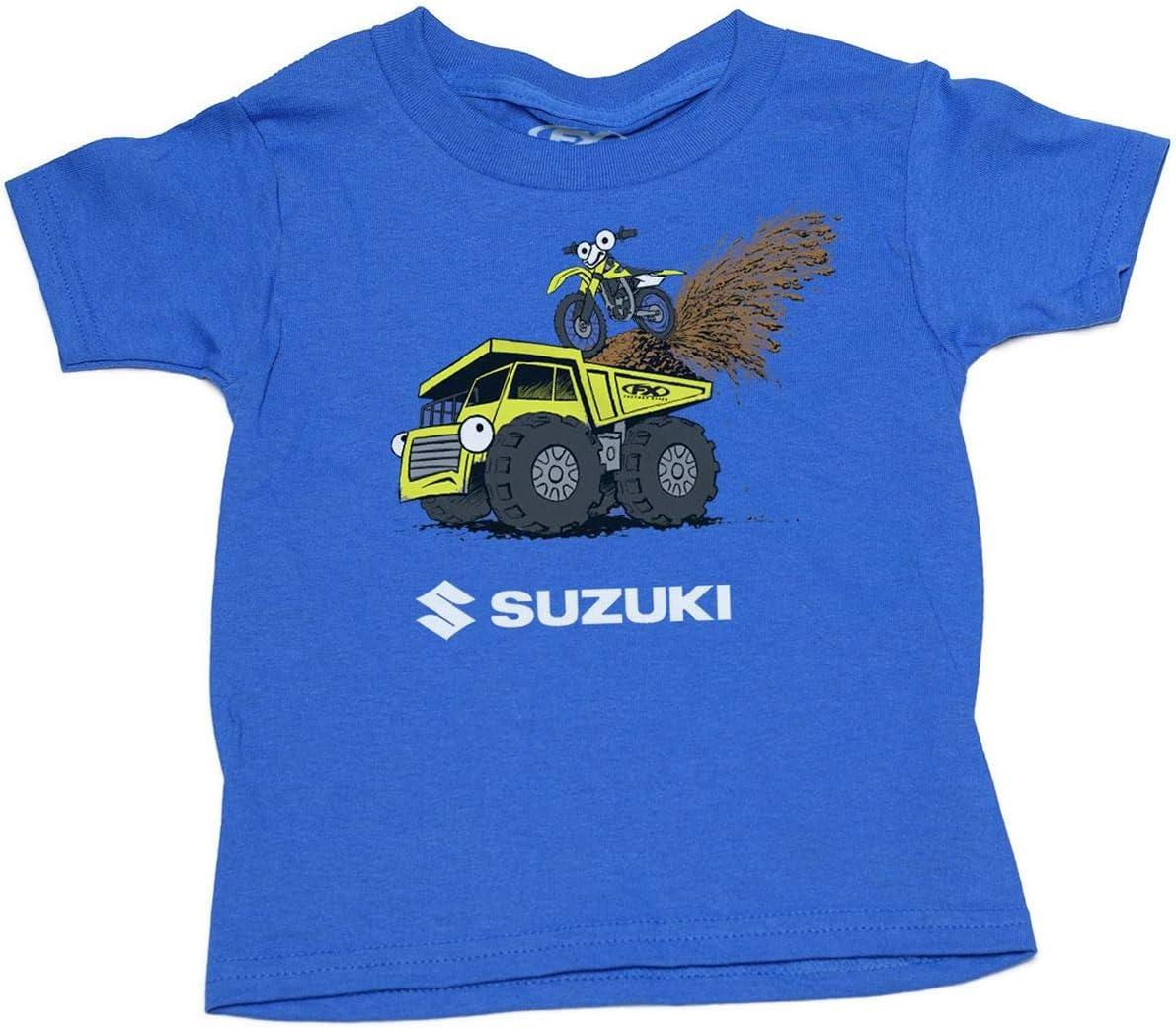 Factory Effex Suzuki Earthmover Toddler T-Shirt