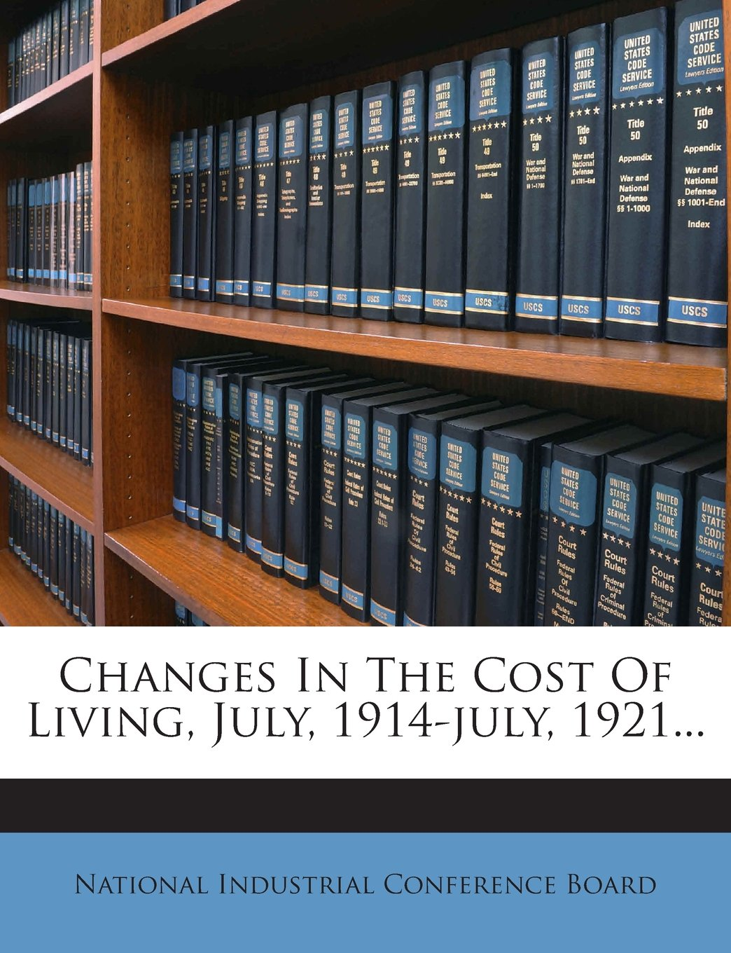 Read Online Changes In The Cost Of Living, July, 1914-july, 1921... pdf