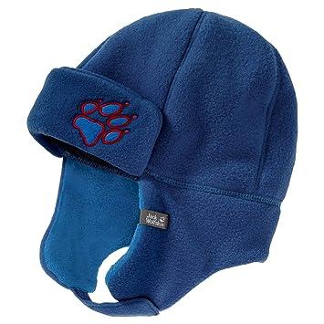 66cfbd3ef0c Jack Wolfskin Boys   Girls Microfibre Thermal Paw Ear Cap Hat ...