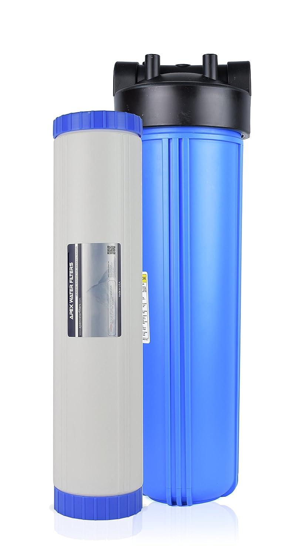 Apex EZ-3000 Series Whole House Water Filter System (EZ-3300)