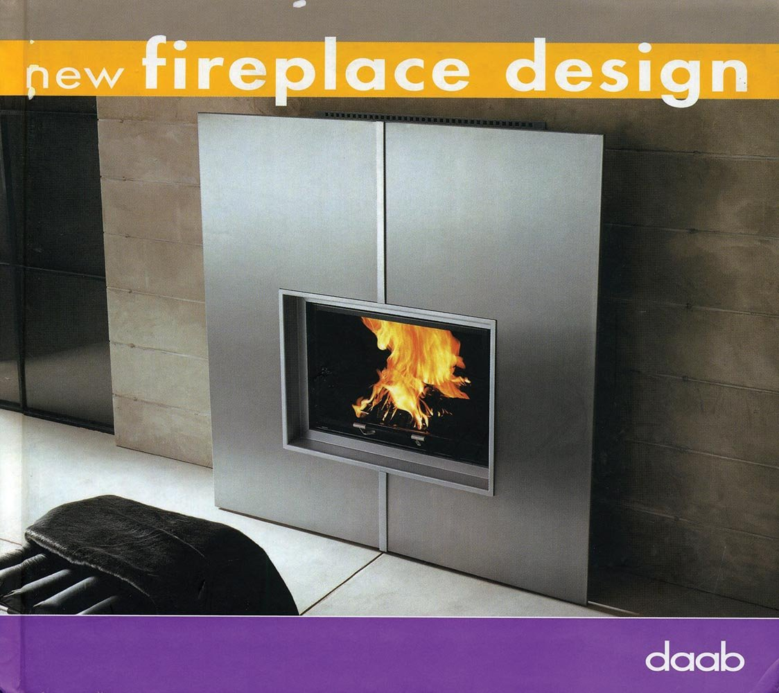 New fireplace design: Dt. /Engl. /Franz. /Ital. /Span. (Compact Book) (Compact Book S.)