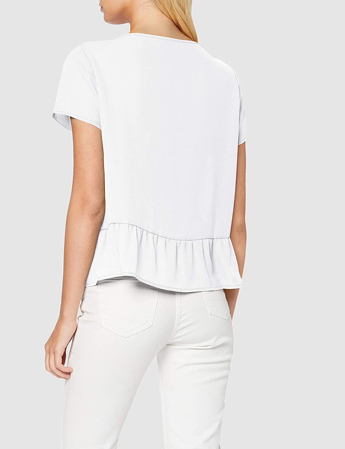 Only Onltua S//S Top Camicia Donna