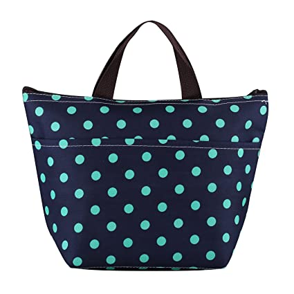 Dxg Waterproof Lunch Bag Tote Lunch Box Insulated
