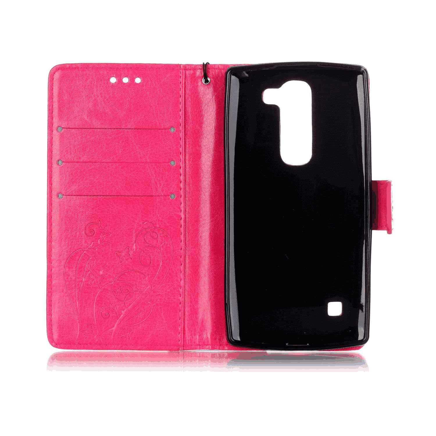 Business Gifts Wallet Cover Compatible with iPhone 8 Leather Flip Case for iPhone 8 with Universal Underwater Waterproof Case