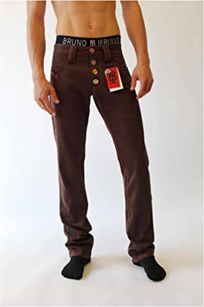 Bruno Ierullo Designer Men S Jeans Made In Toronto Canada At Amazon Men S Clothing Store