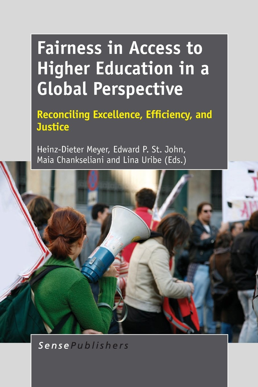 Fairness in Access to Higher Education in a Global Perspective: Reconciling Excellence, Efficiency, and Justice pdf