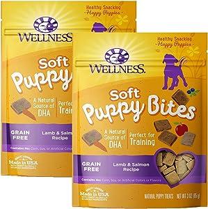 Wellness Puppy Bites Natural Grain Free Puppy Training Treats