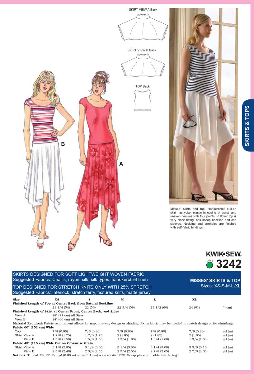 Sewing Patterns Linen Tops ✓ The Blouse
