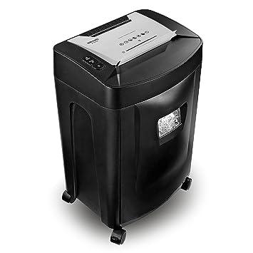 best paper shredder for home use uk