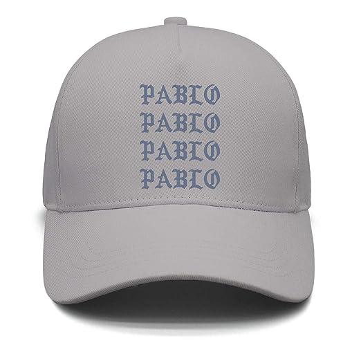 38a10f441fe Amazon.com  Marthasky Kanye West The Life of Pablo Tour 4 hat  Clothing