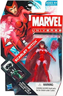Hasbro Marvel Universe Series 4: #016 Scarlet Witch