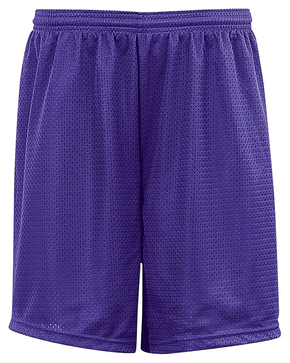 Badger Youth Mesh//Tricot 6-Inch Shorts 2207
